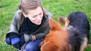 Marine Piat (Au Poil Dans Mes Pattes!) Educateur et comportementaliste canin sur Rennes